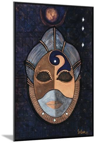 Priestess, 2013-Sabira Manek-Mounted Giclee Print