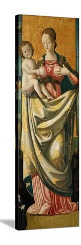 Madonna Del Suffragio, C.1520--Stretched Canvas Print
