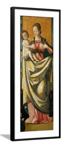 Madonna Del Suffragio, C.1520--Framed Art Print