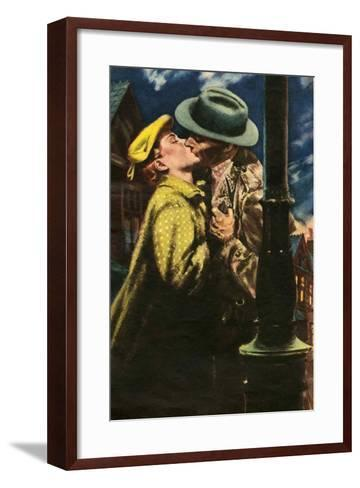 Illustration from 'John Bull', 1952--Framed Art Print