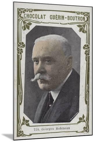 Georges Robineau--Mounted Giclee Print