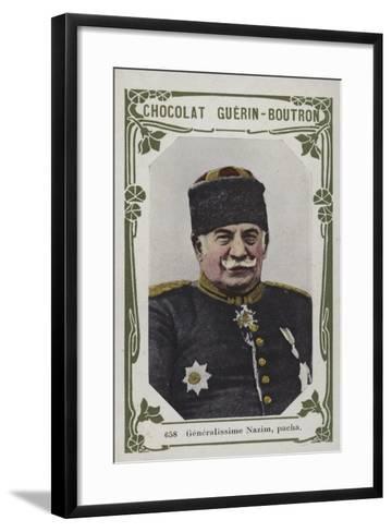 Generalissime Nazim, Pacha--Framed Art Print