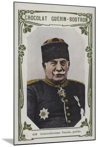 Generalissime Nazim, Pacha--Mounted Giclee Print