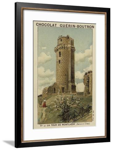 La Tour De Montlhery, Seine-Et-Oise--Framed Art Print