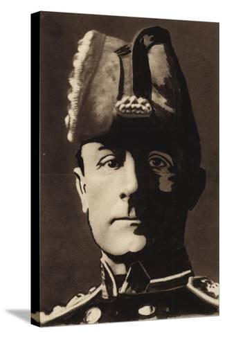 Admiral Sir John Jellicoe--Stretched Canvas Print