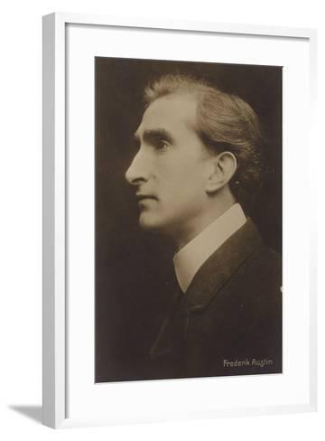 Frederic Austin--Framed Art Print