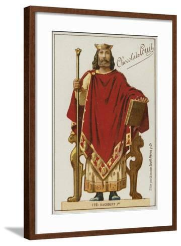 Dagobert Premier--Framed Art Print