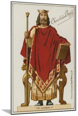 Dagobert Premier--Mounted Giclee Print