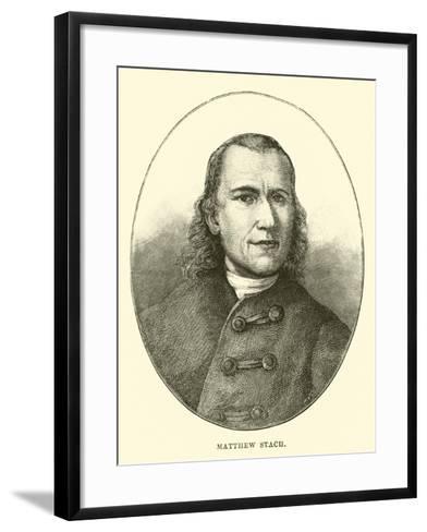 Matthew Stach--Framed Art Print