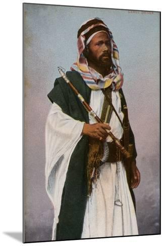 Camel Driver--Mounted Photographic Print