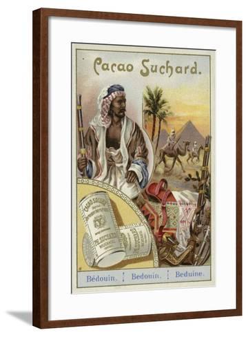 Bedouin--Framed Art Print