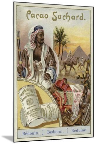 Bedouin--Mounted Giclee Print
