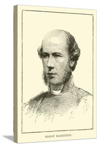 Bishop Mackenzie--Stretched Canvas Print