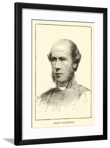 Bishop Mackenzie--Framed Art Print