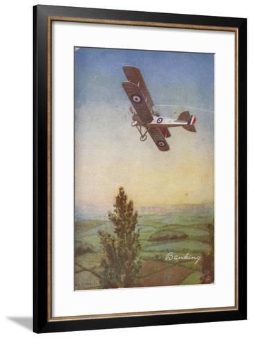 Banking--Framed Art Print