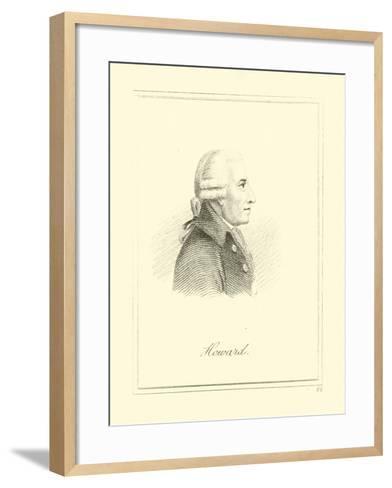 Howard--Framed Art Print