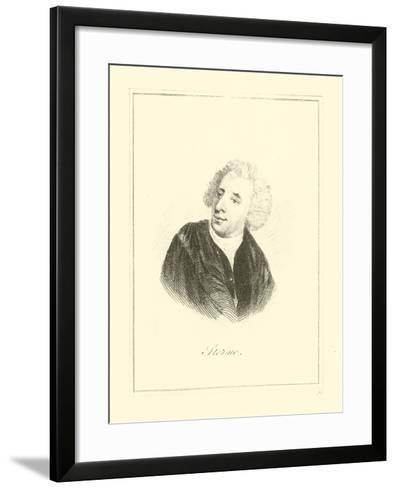 Sterne--Framed Art Print