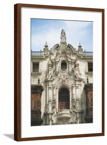 Cathedral of the Assumption--Framed Art Print