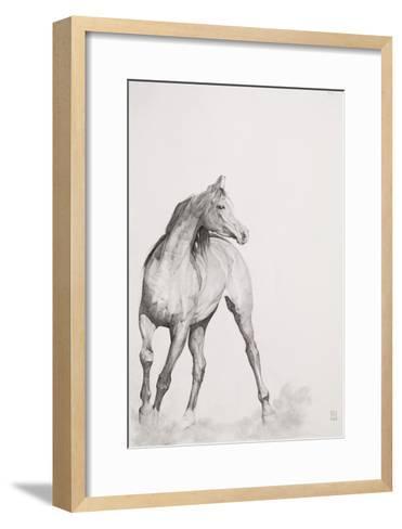 Moving Image, Series 1, 2012-Emma Kennaway-Framed Art Print