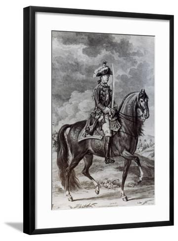 Frederick Augustus, Duke of York and Albany--Framed Art Print