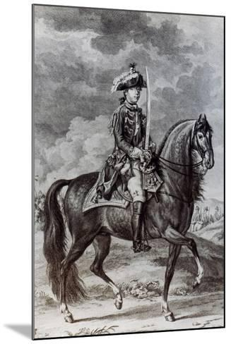 Frederick Augustus, Duke of York and Albany--Mounted Giclee Print