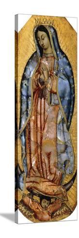 The Virgin of the Guadaloupe--Stretched Canvas Print