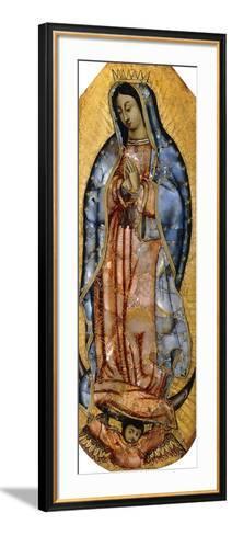 The Virgin of the Guadaloupe--Framed Art Print
