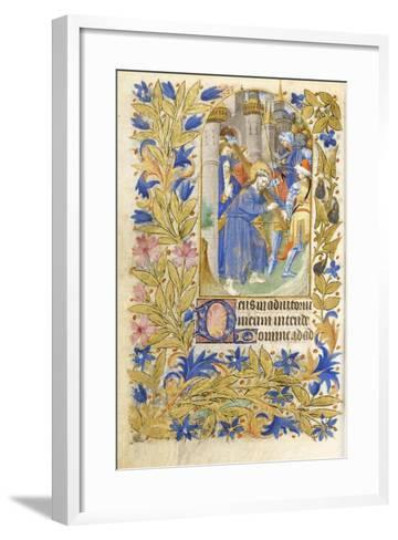 Christ Carrying the Cross, 1464--Framed Art Print