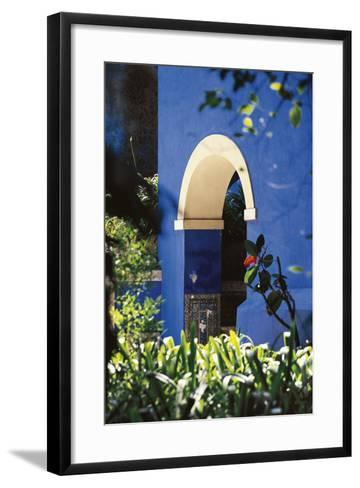 Palace of Marquises of Fronteira--Framed Art Print