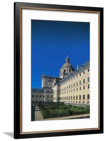 Monastery of San Lorenzo De El Escorial--Framed Art Print