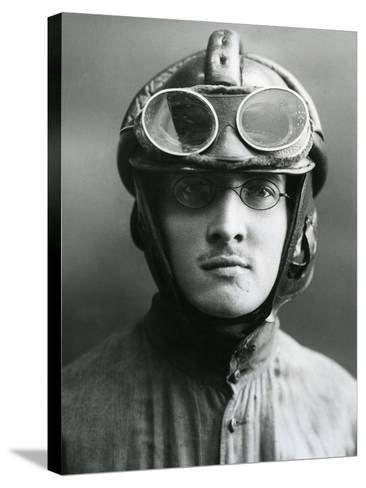 Russian Aviator, Raevski, C.1914--Stretched Canvas Print