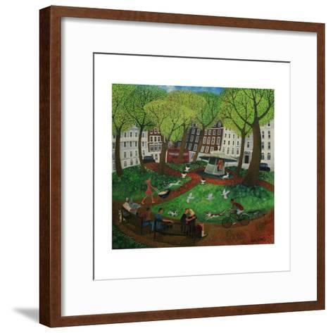Berkeley Square, 2013-Lisa Graa Jensen-Framed Art Print