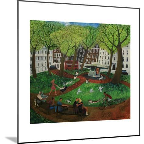 Berkeley Square, 2013-Lisa Graa Jensen-Mounted Giclee Print