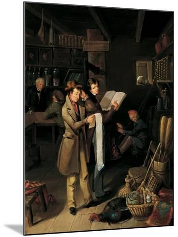The Long Bill, 1760-James Henry Beard-Mounted Giclee Print