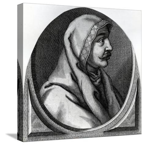 Nathan of Gaza, 17th Century--Stretched Canvas Print