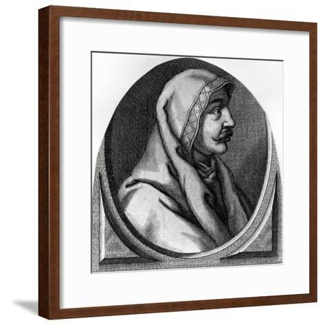 Nathan of Gaza, 17th Century--Framed Art Print