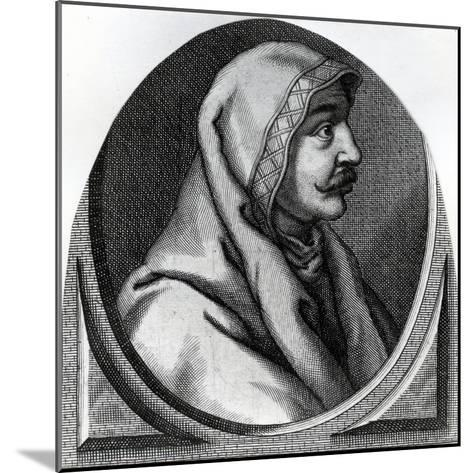 Nathan of Gaza, 17th Century--Mounted Giclee Print