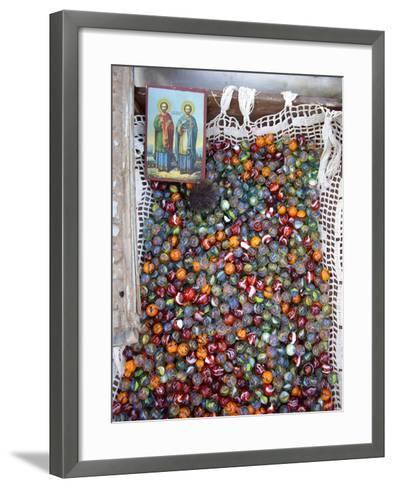 Flea Market, Athens, Greece, 2007--Framed Art Print