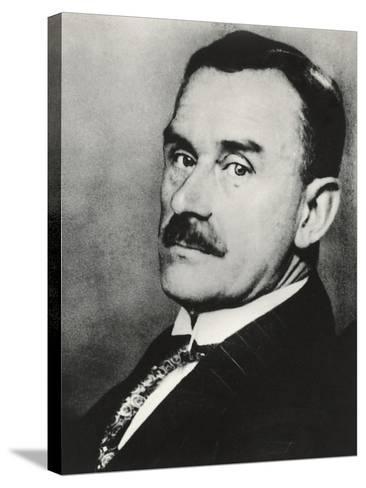Thomas Mann--Stretched Canvas Print