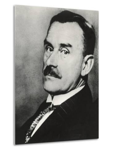 Thomas Mann--Metal Print