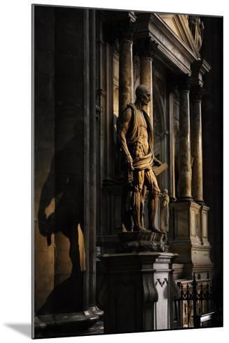 St Bartholomew Flayed--Mounted Giclee Print