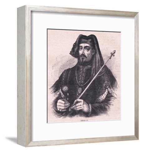 Henry IV--Framed Art Print