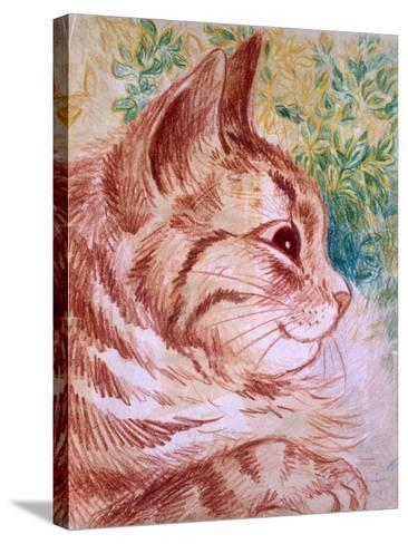 Kaleidoscope Cats I-Louis Wain-Stretched Canvas Print