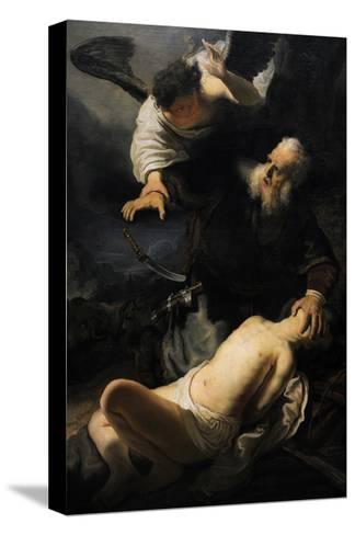 Rembrandt--Stretched Canvas Print