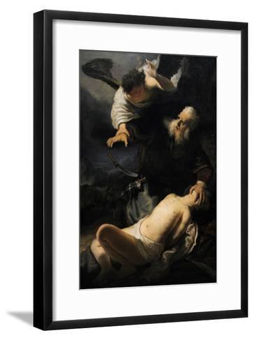 Rembrandt--Framed Art Print