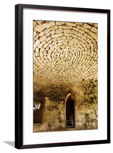 View of the Interior--Framed Art Print