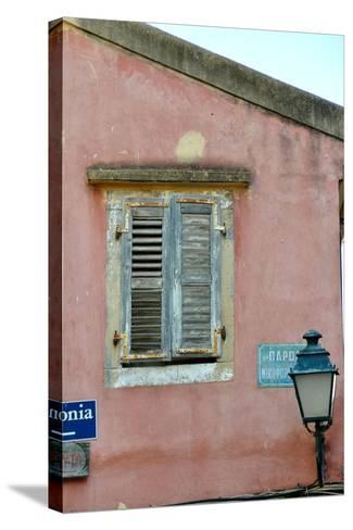 Kerkyra, Corfu, Greece--Stretched Canvas Print