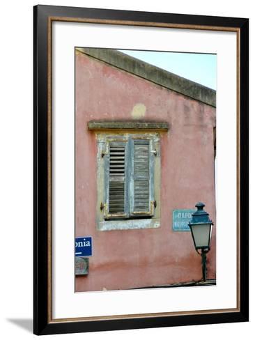 Kerkyra, Corfu, Greece--Framed Art Print