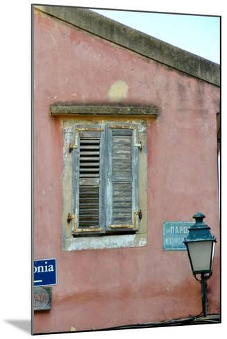 Kerkyra, Corfu, Greece--Mounted Photographic Print