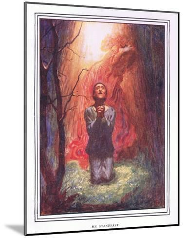 Mr Stand Fast-John Byam Liston Shaw-Mounted Giclee Print